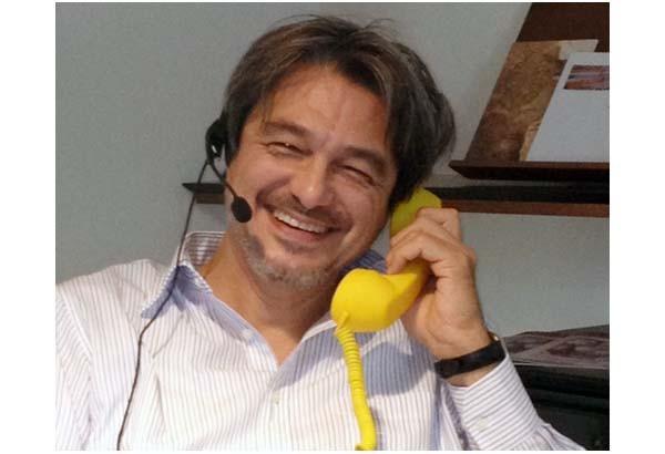 Andrea Elestici. CEO di Weekend-a-gogo.