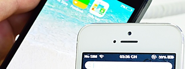 iPhone e Samsung Galaxy