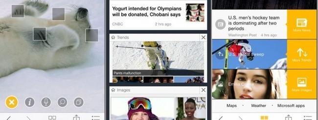 Bing per iPhone