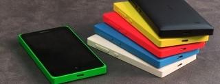 Gamma Nokia X