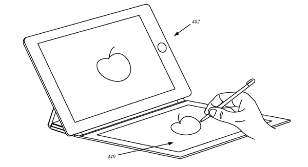 Il sistema brevettato da Apple che descrive un nuovo magnete per iPad