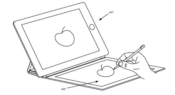 Il sistema brevettato da Apple che descrive un nuovo magnete per iPad