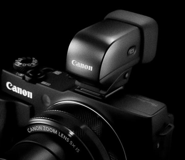 La presunta Canon PowerShot G1 X