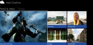 OneDrive per Xbox One