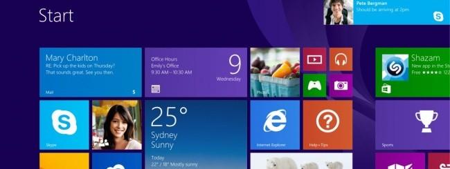 Skype su Windows 8.1