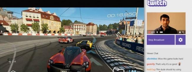 Twitch per Xbox One