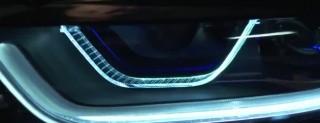 I fari laser della BMW i8