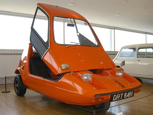 Bond Bug Car
