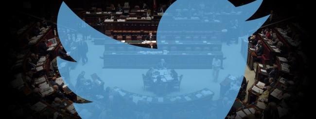 Camera dei Deputati e Twitter