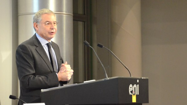 Gianluigi Castelli, Chief Information Officer Eni