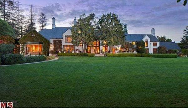La casa da 22 milioni di dollari acquistata da Eric Schmidt a Hollywood