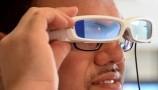 Sony SmartEyeGlass, hands-on dal MWC 2014