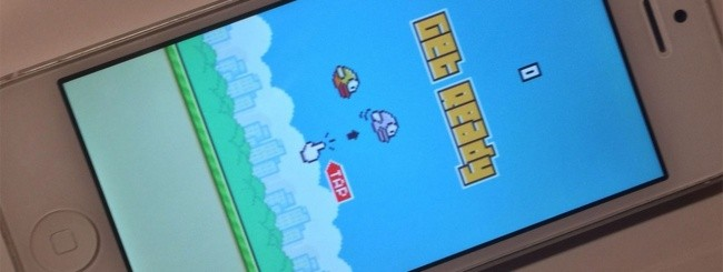Flappy Bird su iPhone 5