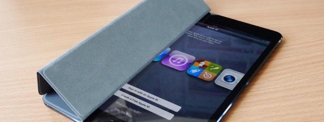 iPad con Smart Cover