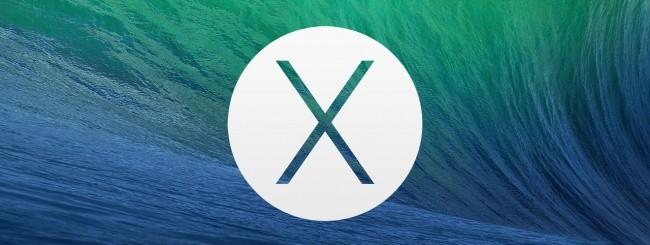 Sfondo OS X Mavericks