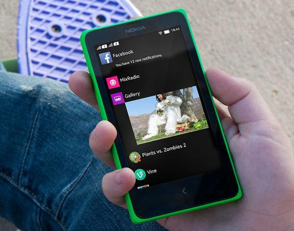 Design Nokia X