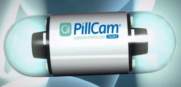 PillCam COLON, la videocamera da ingoiare per endoscopie e colonscopie