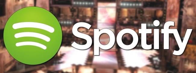 Spotify e Sanremo 2014