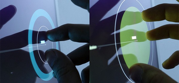 A new car UI, l'interfaccia touchscreen per i sistemi di infotainment messa a punto da Matthaeus Krenn