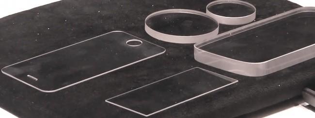 Vetri di zaffiro per iPhone