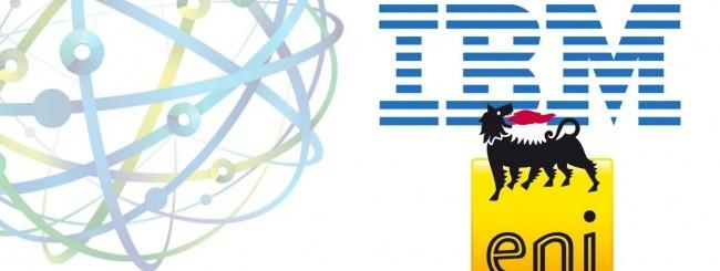 IBM, Watson e Eni