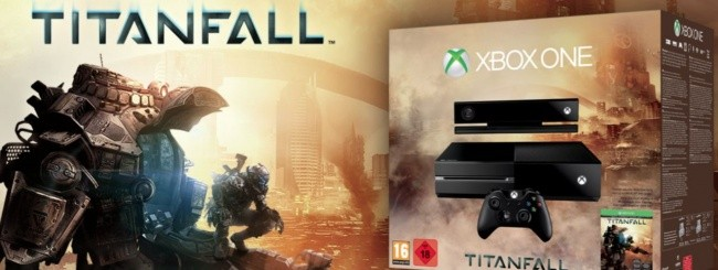 Xbox One Titanfall Edition