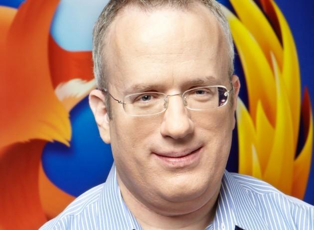 Brendan Eich, CEO di Mozilla.