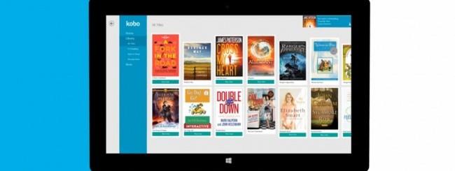 Kobo per Windows 8
