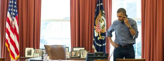 Obama NSA Facebook