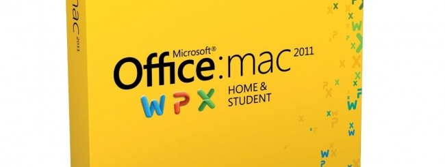 Office per Mac 2011