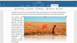 Office per iPad, le immagini