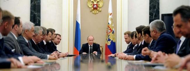 Putin russia ipad
