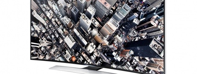 Samsung UHD Curved TV UHD HU8500
