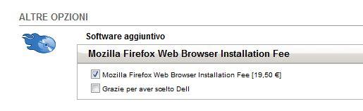 L'opzione presente sulla pagina del Dell OptiPlex 7010.