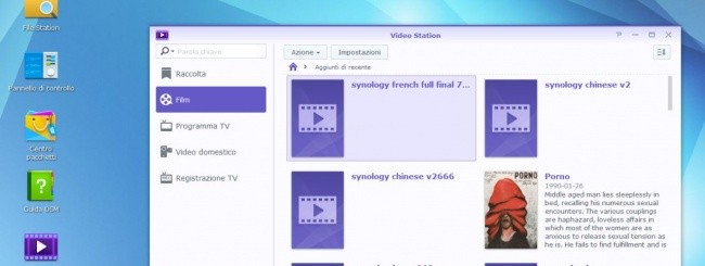 Synology DiskStation 5.0