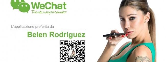 WeChat - Belen Rodriguez