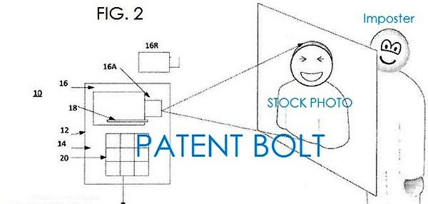 Il brevetto di Google per l'impiego di un'immagine a infrarossi in Face Unlock