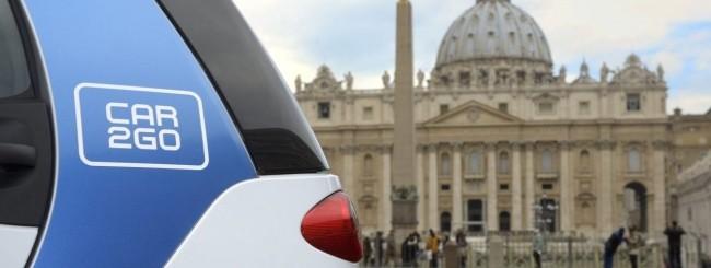 car2go Roma
