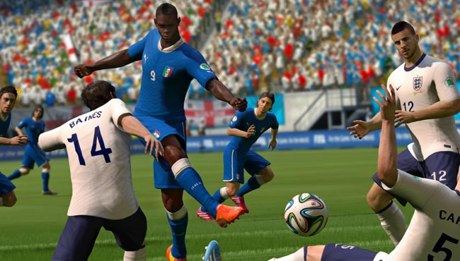 EA Sports Mondiali FIFA Brasile 2014
