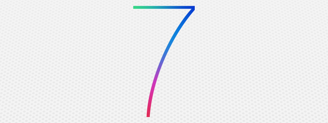 Logo iOS 7