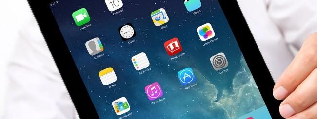 iOS 7 su iPad