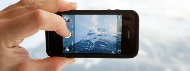 Fotocamera di iPhone 4