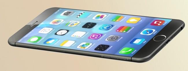 iPhone 6, rendering