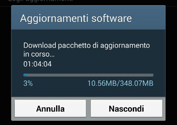 L'aggiornamento ufficiale al sistema operativo Android 4.4 KitKat per lo smartphone Samsung Galaxy S4 è finalmente arrivato anche in Italia