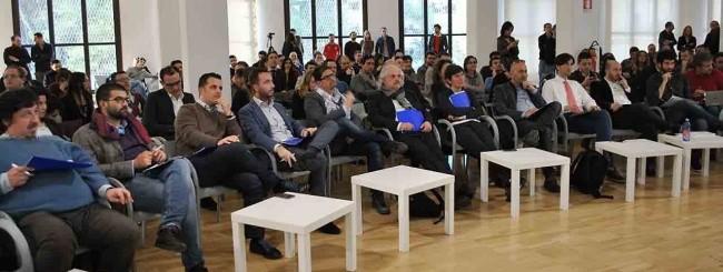la giuria dello startup weekend Pescara