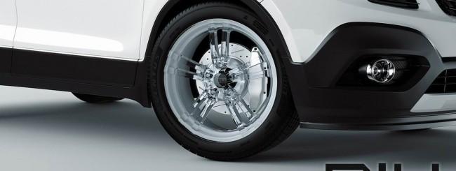 Laidelli Wheels NIU Glass