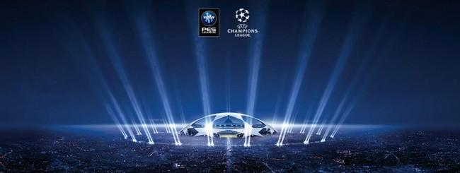 PES 2014, Virtual UEFA Champions League