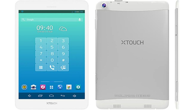 XTOUCH PF82