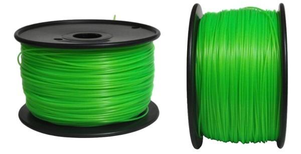 Filamento in PLA (PolyLactic Acid) per stampante 3D