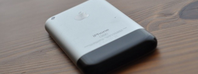 Primo iPhone del 2007